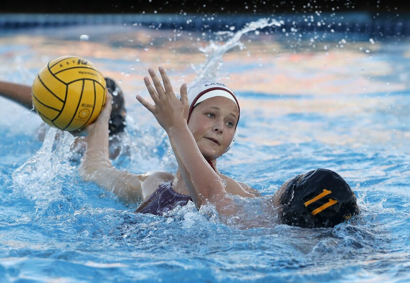 High School Roundup: Laguna Beach girls' water polo reaches CIF Division 1 semifinals with win over Los Al