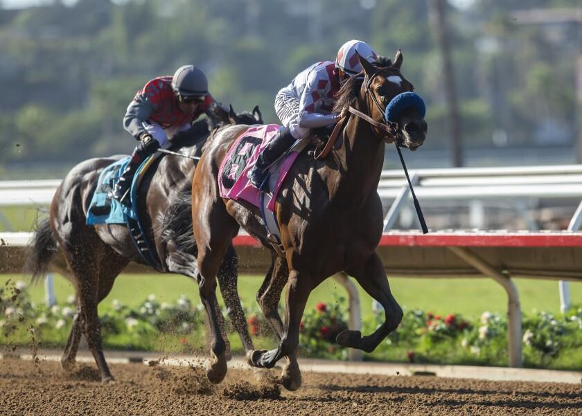 Del Mar Horse Racing