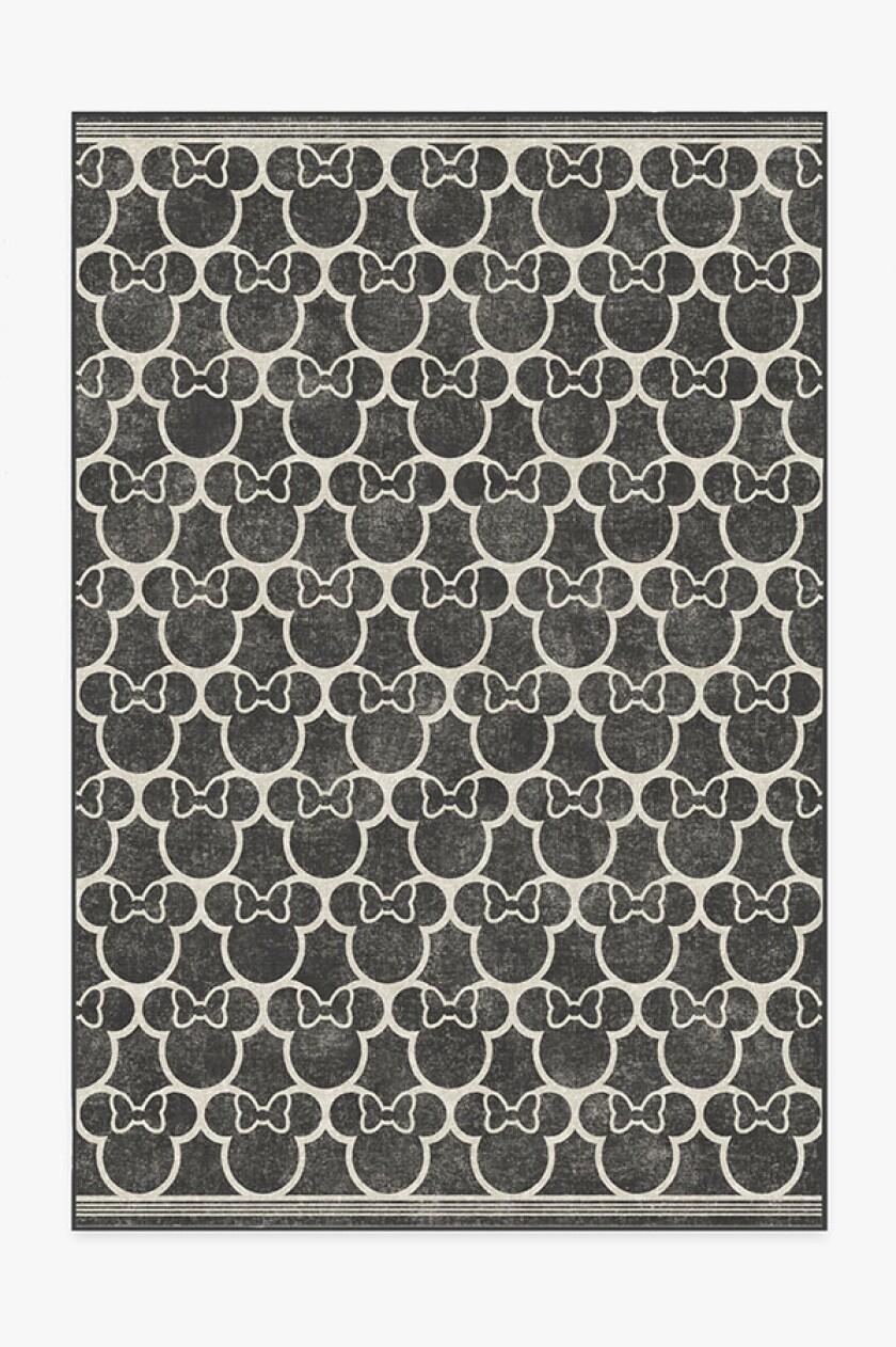 A Disney-themed rug by Ruggable