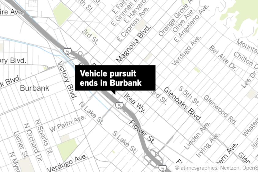 Burbank Leader - Los Angeles Times