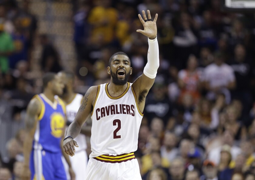 cheaper 2cdb9 1b319 Cavaliers trade Kyrie Irving to Celtics for Isaiah Thomas ...