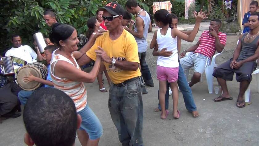UNESCO reconoce el típico baile dominicano.