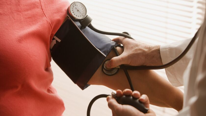 Aggressively treating high blood pressure reduces the risk of cognitive decline and dementia, according to a large, long-term clinical study. The benefits of stricter blood pressure control were seen in people as young as 50 and as old as 100.