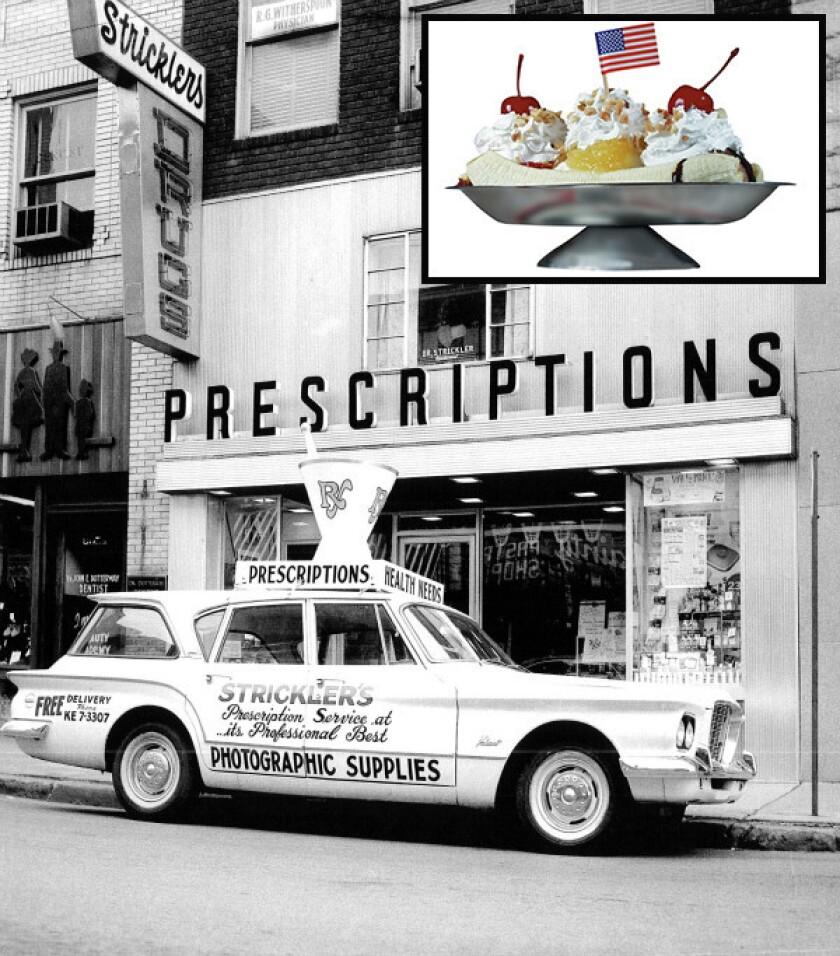 Strickler's drugstore