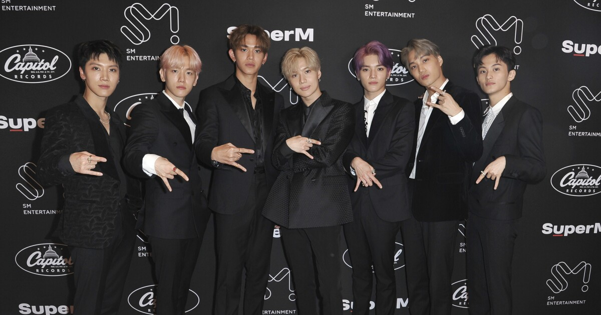 Super M could be the new BTS and other K-pop predictions for 2020