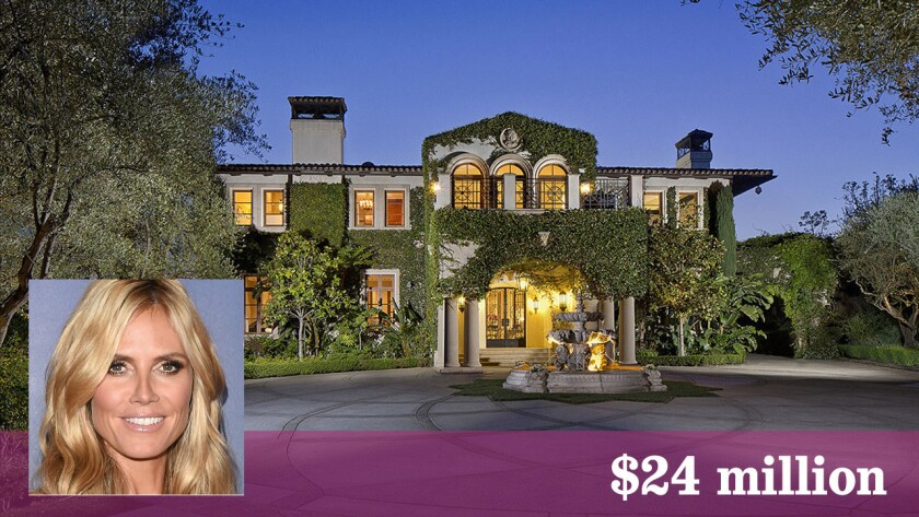 Hot Property | Heidi Klum