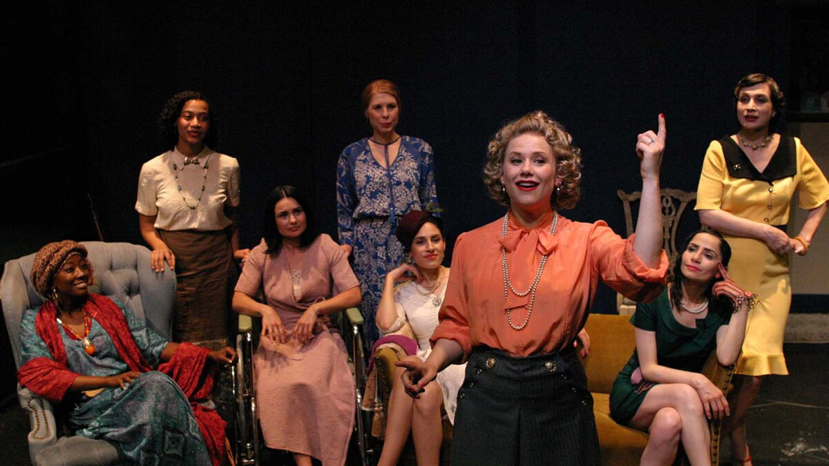 Review: Under-performed feminist masterpiece 'Fefu and Her Friends' is reborn at the Odyssey