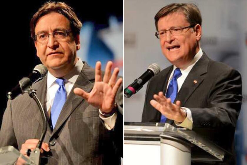 Texas congressional candidates debate -- in Spanish