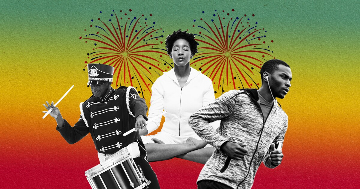 Hikes, food, music and more. Here are 25 Juneteenth events happening around L.A.