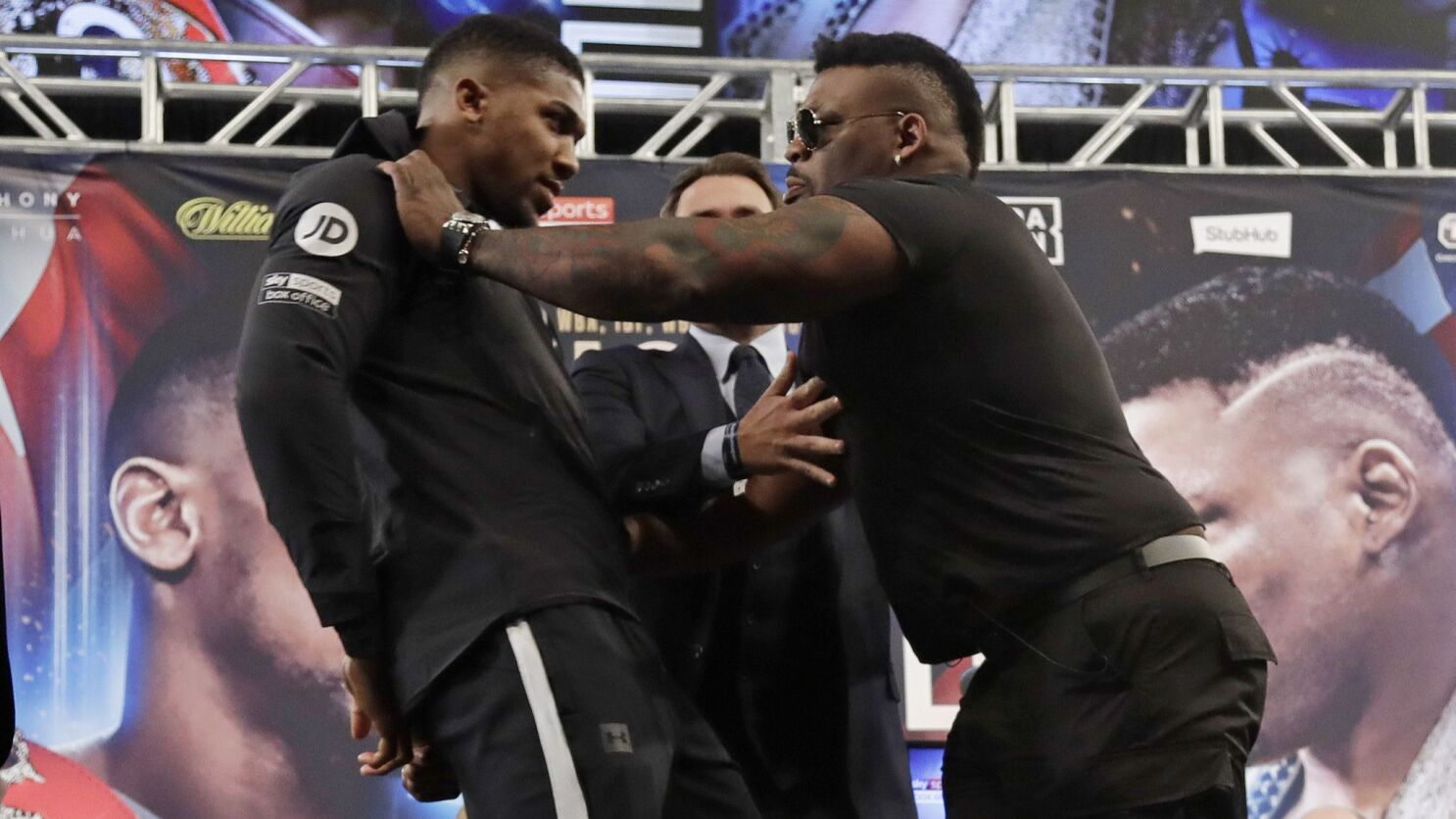 Jarrell Miller banned from boxing for two years after a fourth failed drugs test in 12 months || PEAKVIBEZ