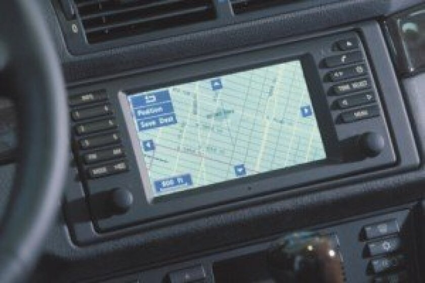 Distracted driving car accident attorney in La Jolla discusses a new study on in-cabin vehicle technology.