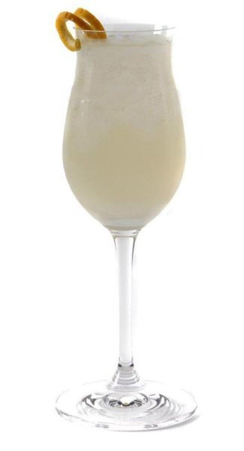 Frozen Rose cocktail