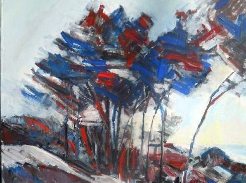 'Torrey Pines' by J. Warfield
