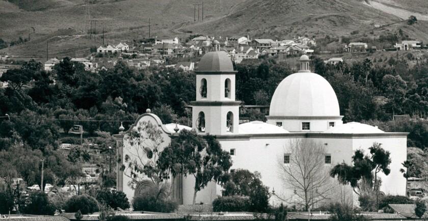 San Juan Capistrano, seventh mission, 1777