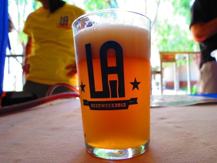 LA's Beer Week is getting a new, local focus