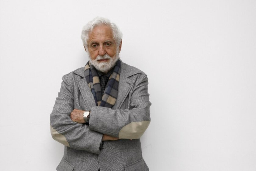 """Carl Djerassi may have been known as """"The Father of the Pill,"""" but he said he was also proud to be an """"intellectual polygamist"""" deeply involved in the arts. A noted art collector, he wrote several science-themed novels in addition to plays and three autobiographies."""