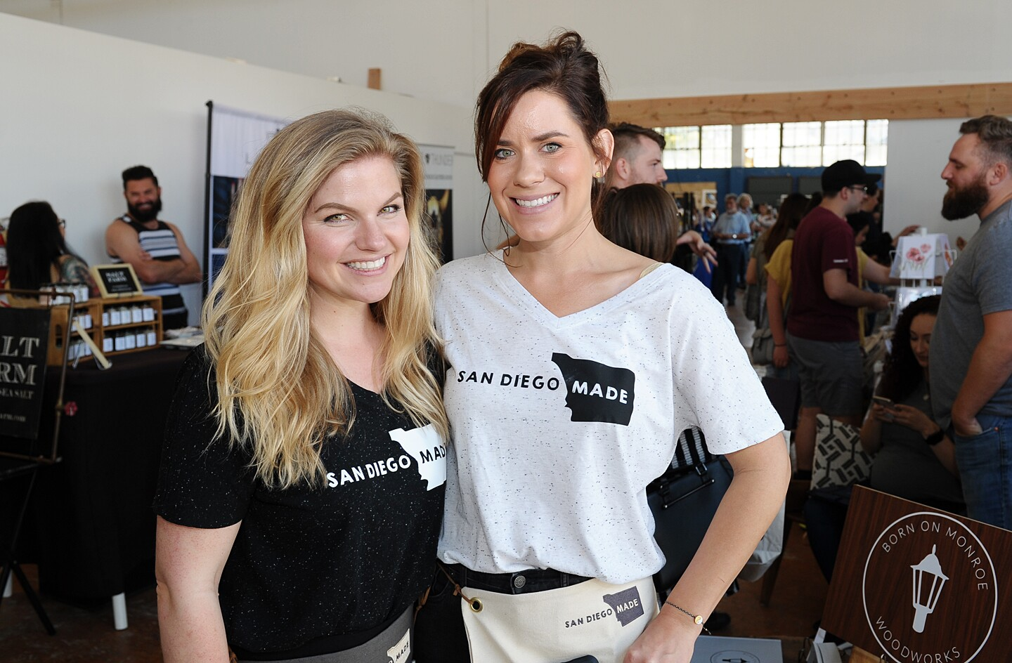 The local creative community has a new place to call home thanks to the grand opening of the San Diego Made Factory in Logan Heights on Saturday, May 4, 2019.