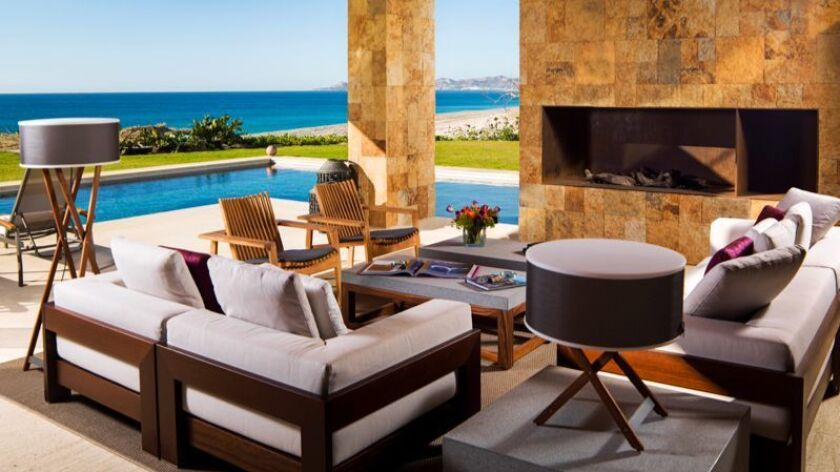 Contemporary four- and five- bedroom single-story villas that are nestled discretely away from the r