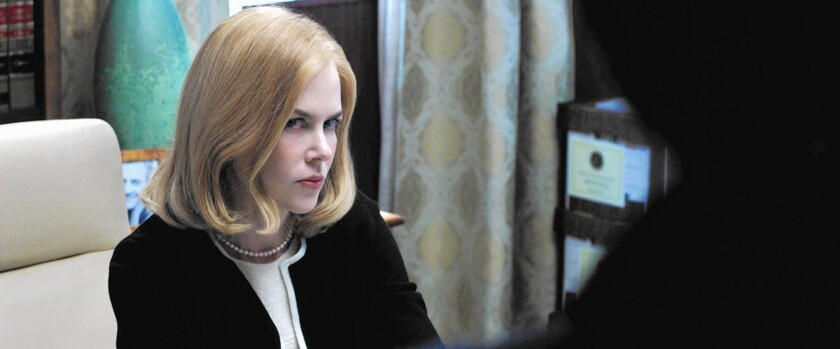 "Nicole Kidman in ""Secret in Their Eyes."""