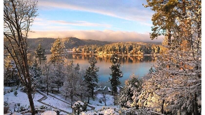 Dr. Andrew Ordon's Lake Arrowhead home | Hot Property