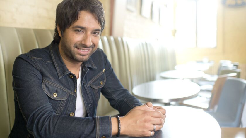 Jian Ghomeshi in 2012. He has a new essay in the New York Review of Books titled 'Reflections from a Hashtag.'