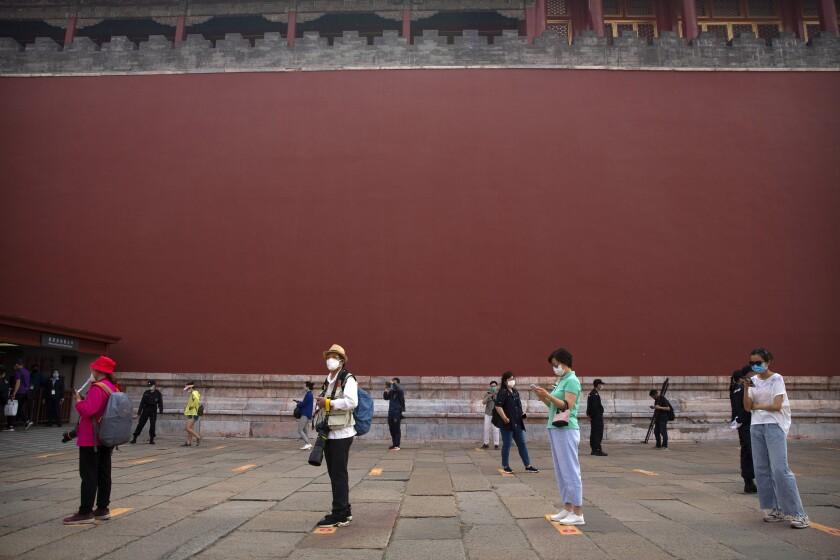 APTOPIX Virus Outbreak China