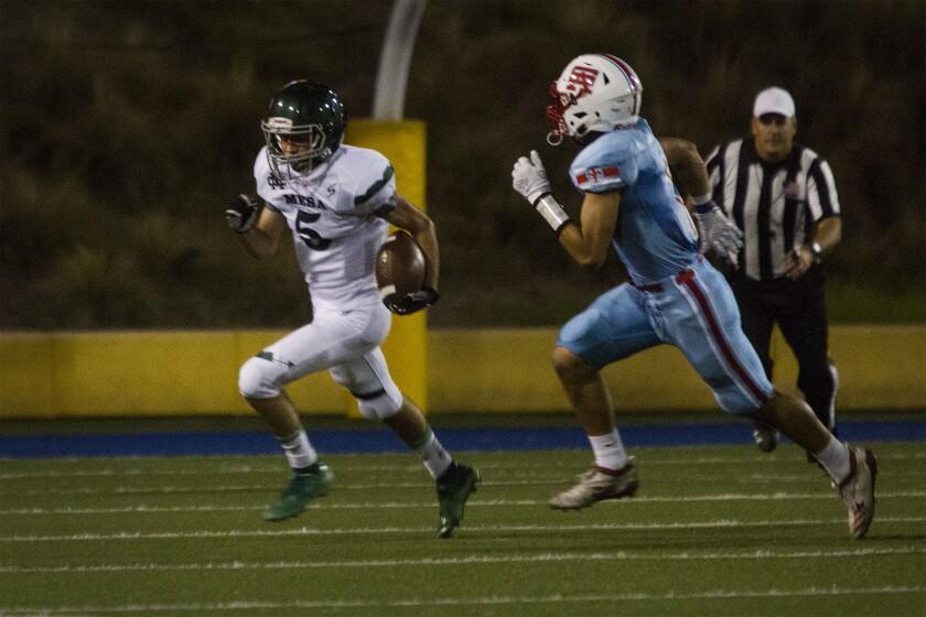 Week 8 High School Football Preview: Costa Mesa vs. Calvary Chapel