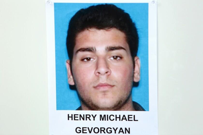 Henry Michael Gevorgyan