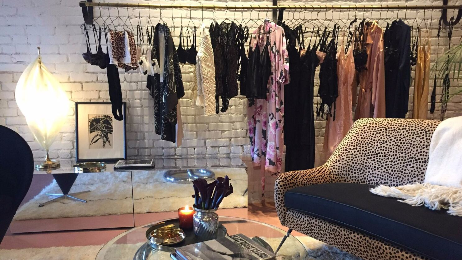 Interior Designer Tatum Kendrick Opens L A Fashion Boutique Los Angeles Times