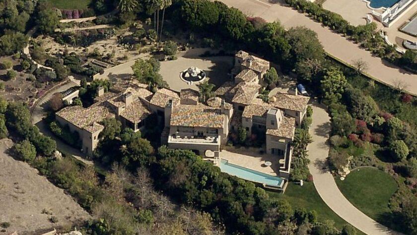 The Malibu home Hiroshi Horiike bought for $12.25 million in cash.