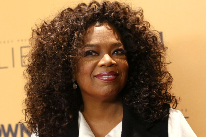 Weight Watchers pitchwoman and investor Oprah Winfrey: How long can she keep the company stock afloat?
