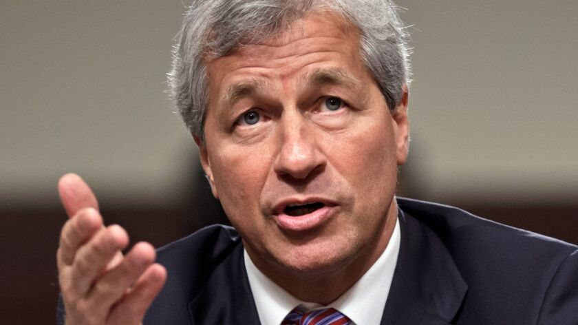 JPMorgan Chase CEO Jamie Dimon is one of many U.S. corporate executives to issue statements on race in recent weeks.