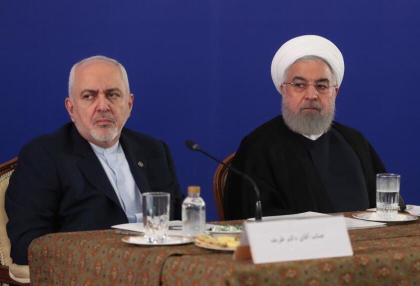 Rohaní dice a EEUU que si quiere negociar, primero debe levantar sanciones