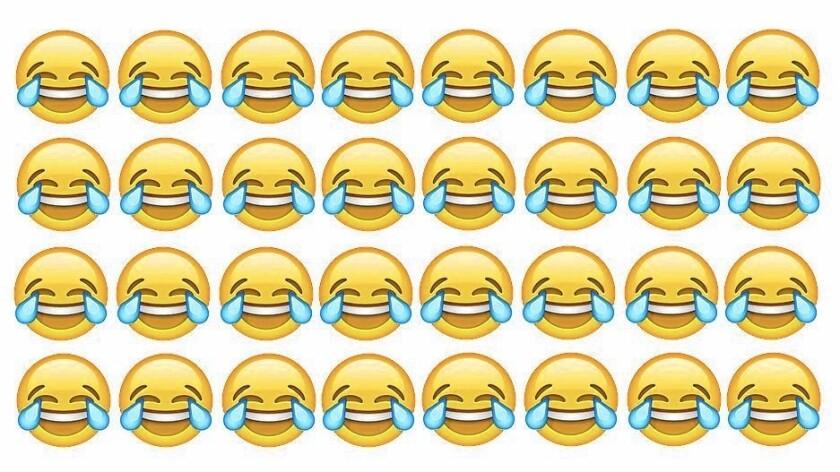 Deciphering emojis