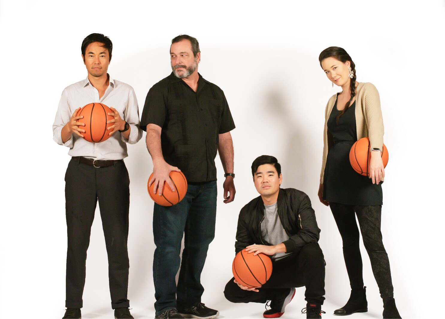 Hoop dreams and clashing cultures take center court with Cygnet Theatre's local debut of 'The Great Leap'