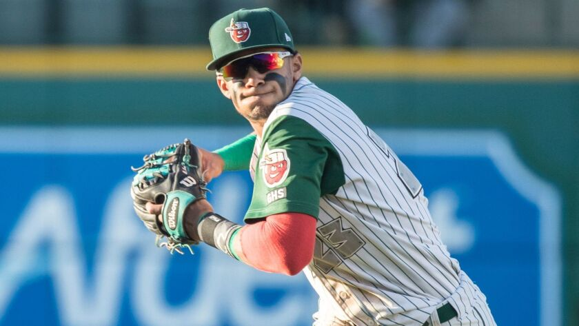 The Padres acquired shortstop prospect Fernando Tatis Jr. in the James Shields trade. Tatis started 2017 at low Single-A Fort Wayne.