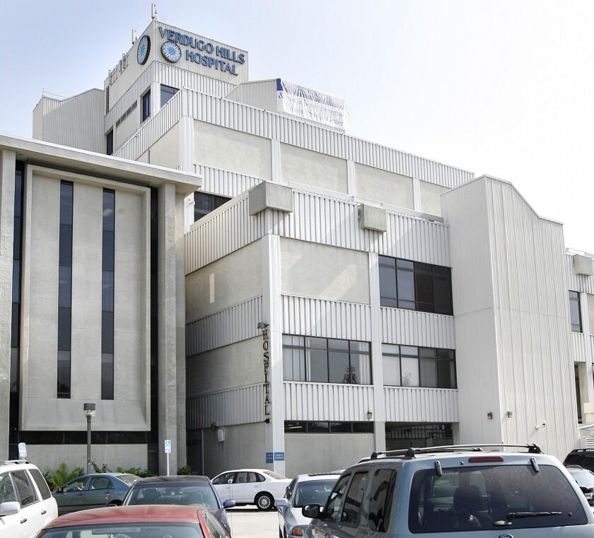 Verdugo Hills Hospital