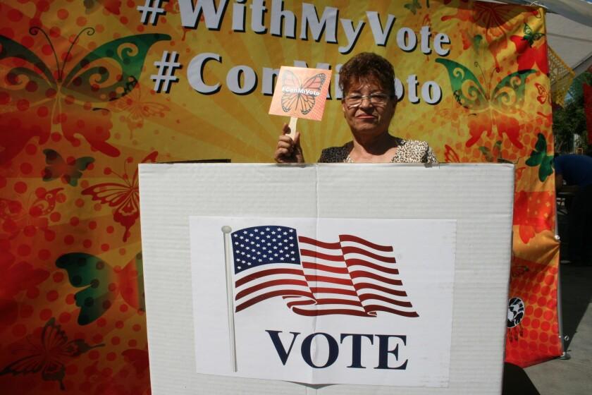 El voto latino, el fiel de la balanza en las elecciones de 2016