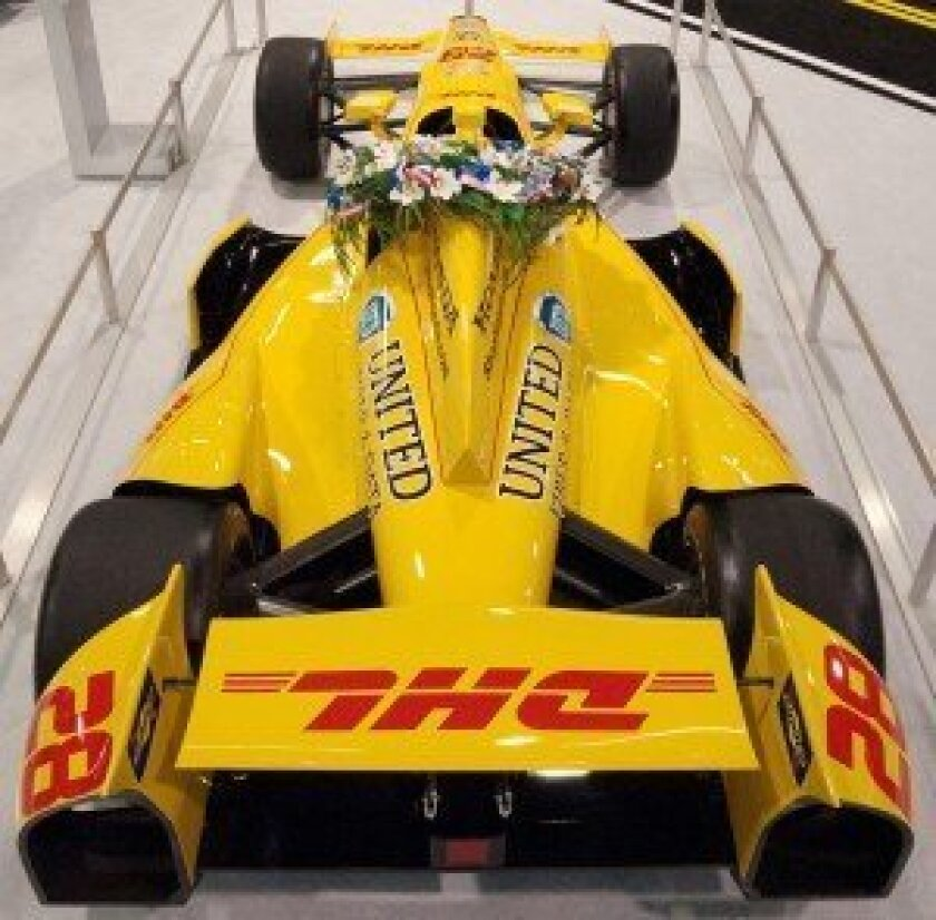 Ryan Hunter Reay IndyCar