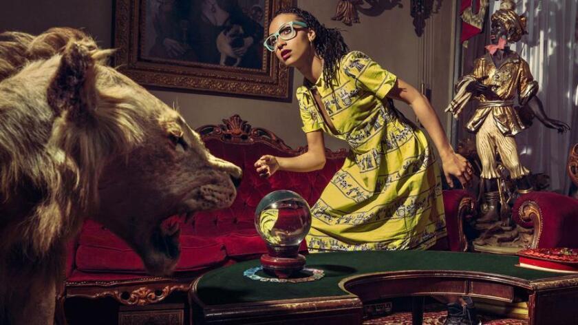 Jazz musician Esperanza Spalding, the Grammys' Best New Artist in 2011. (Holly Andres)