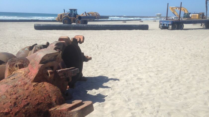 Overdue dredging starts this week at Oceanside harbor - The