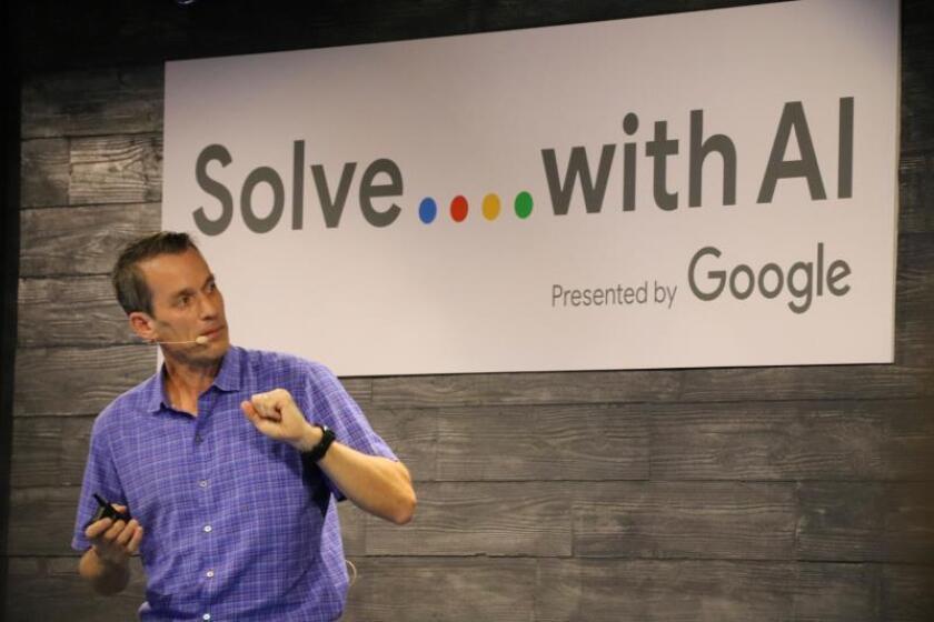 Google apuesta por la inteligencia artificial para resolver retos globales