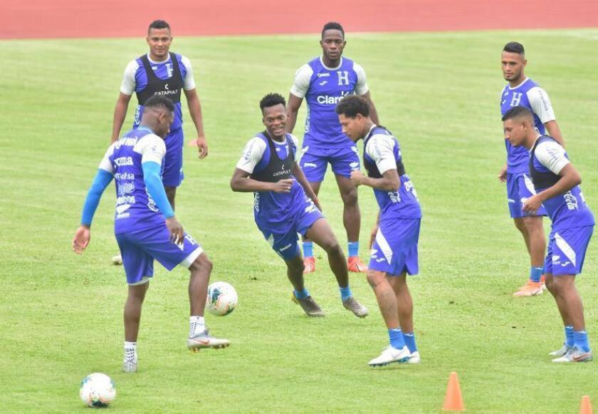 Honduras calienta motores ante Puerto Rico previo a la Liga de Naciones