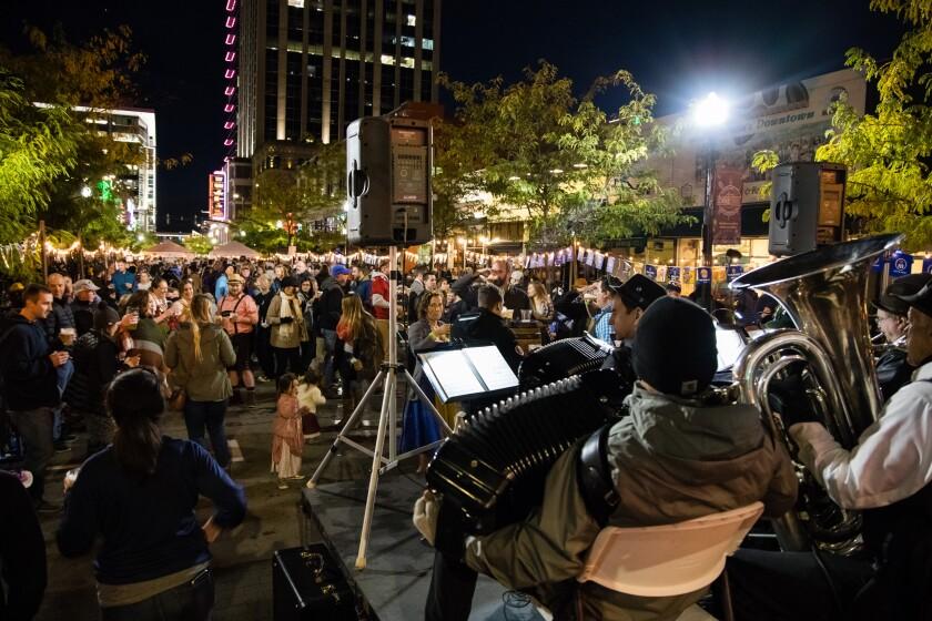 Octoberfest in Boise