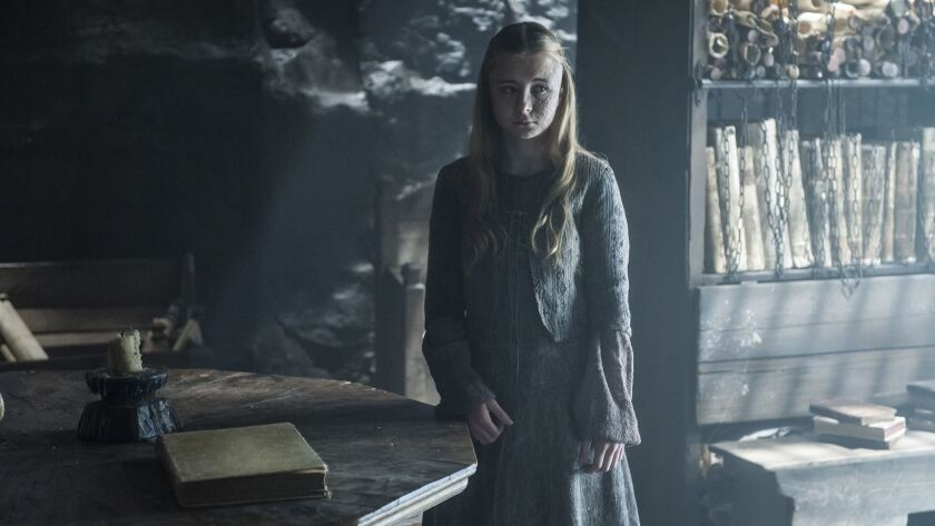 GAME OF THRONES 42 (season 5, episode 2): Hannah Murray. photo: Helen Sloan/courtesy of HBO