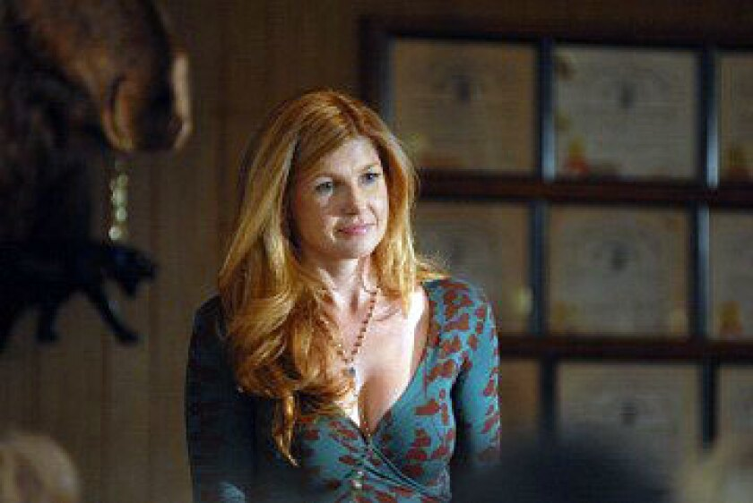 """Connie Britton as Tami Taylor in """"Friday Night Lights."""""""