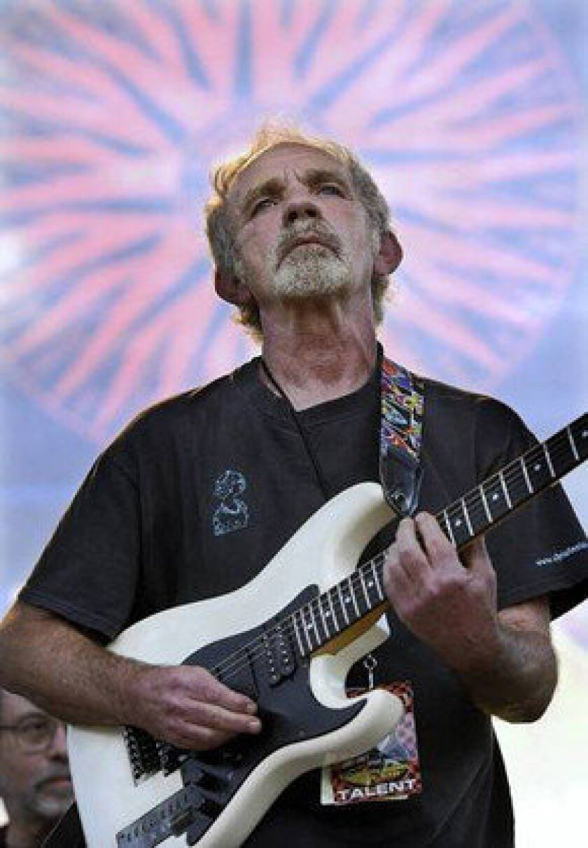 "J.J. Cale in 2004; the Oklahoma-born musician who shunned the spotlight but gained fame by penning such hits as ""After Midnight"" and ""Cocaine"" has died at 74."