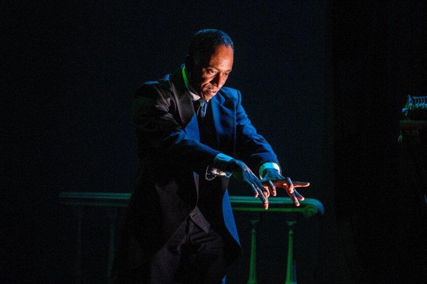 """Robert Barry Fleming in Mo'olelo Performing Arts Company's """"Scott Joplin's New Rag."""" CREDIT: Daren Scott"""