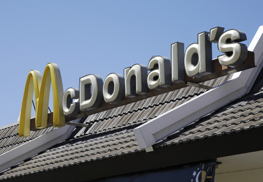 A manager of a McDonald's in the Bay Area confessed to robbing his own restaurant, police say.