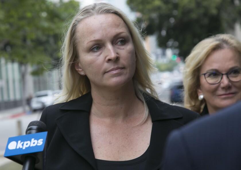 Margaret Hunter plea change